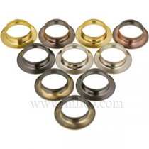 E27 Plated Steel Lampholders Shade Rings