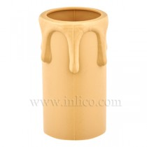 PLASTIC CANDLE DRIP 34mm ID
