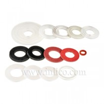 Plastic, Fibre and Rubber Washers