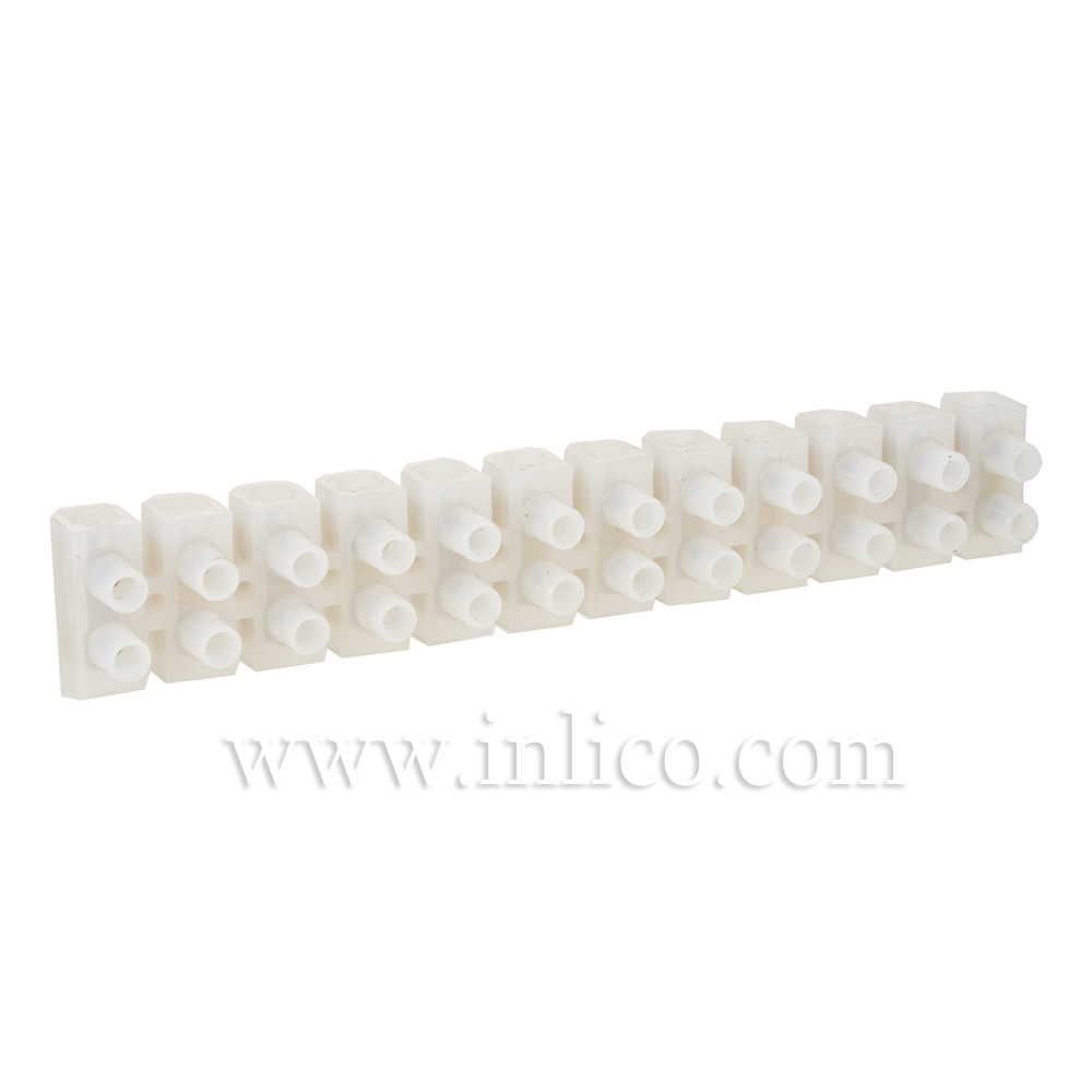 10A 12 WAY STRIP CONNECTOR