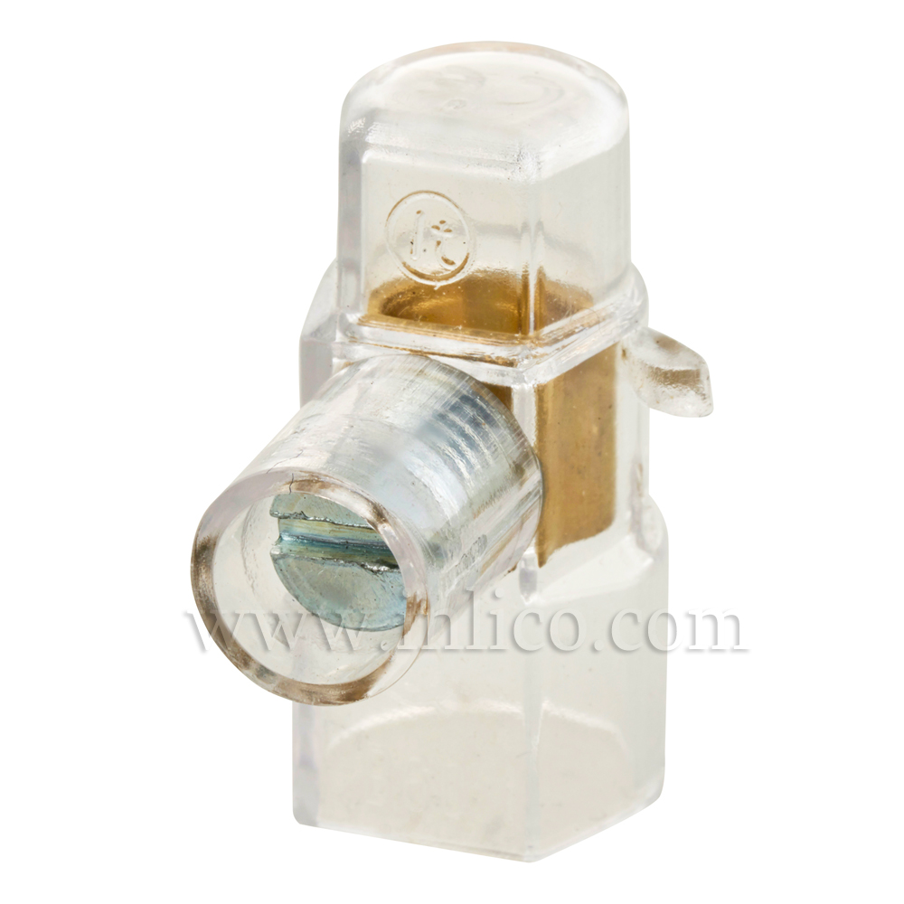 SCREW CABLE CONNECTOR 2.5mm sq