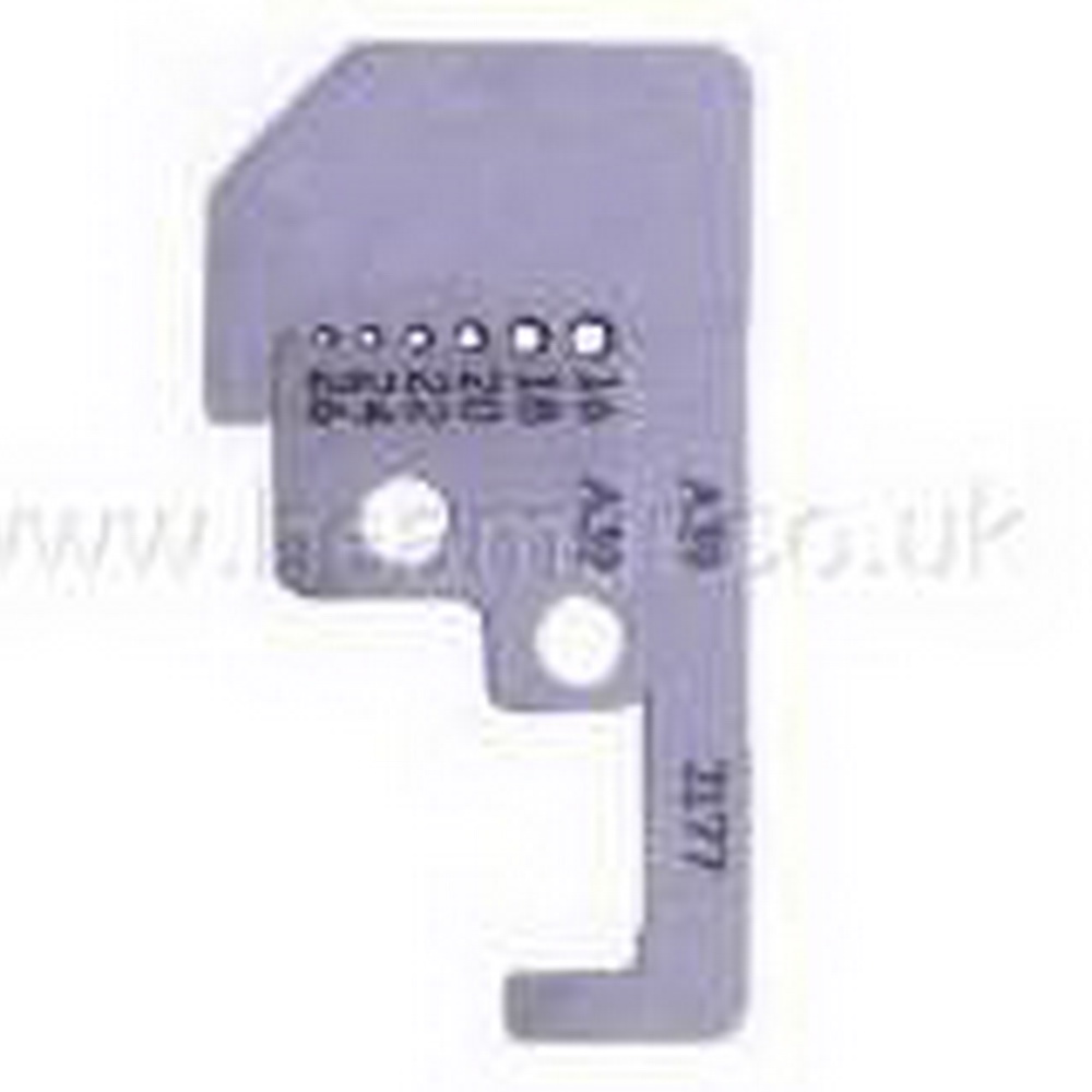 REPLACEMENT BLADES FOR AUTOMATIC WIRE STRIPPER 2.201