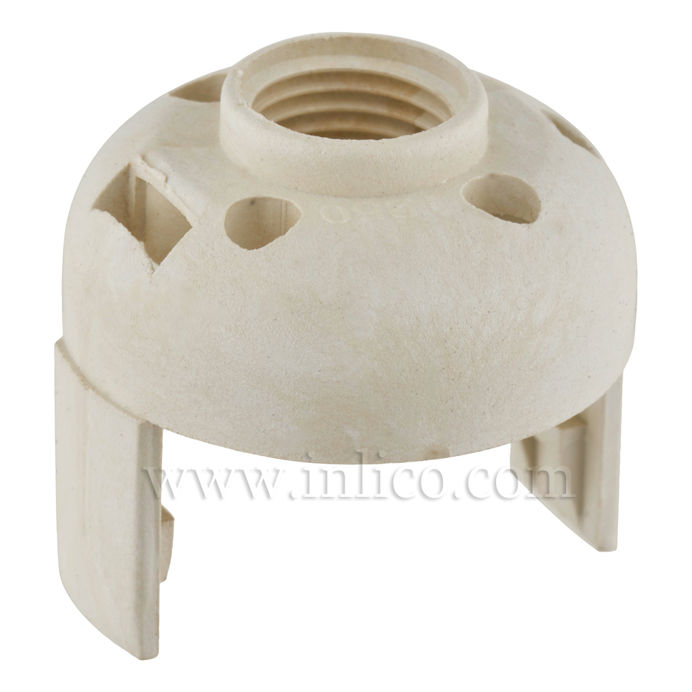CLICK CAP WITH M10 ENTRY FOR G9 3.5040.FT HIGH TEMPERATURE - T250 RATED