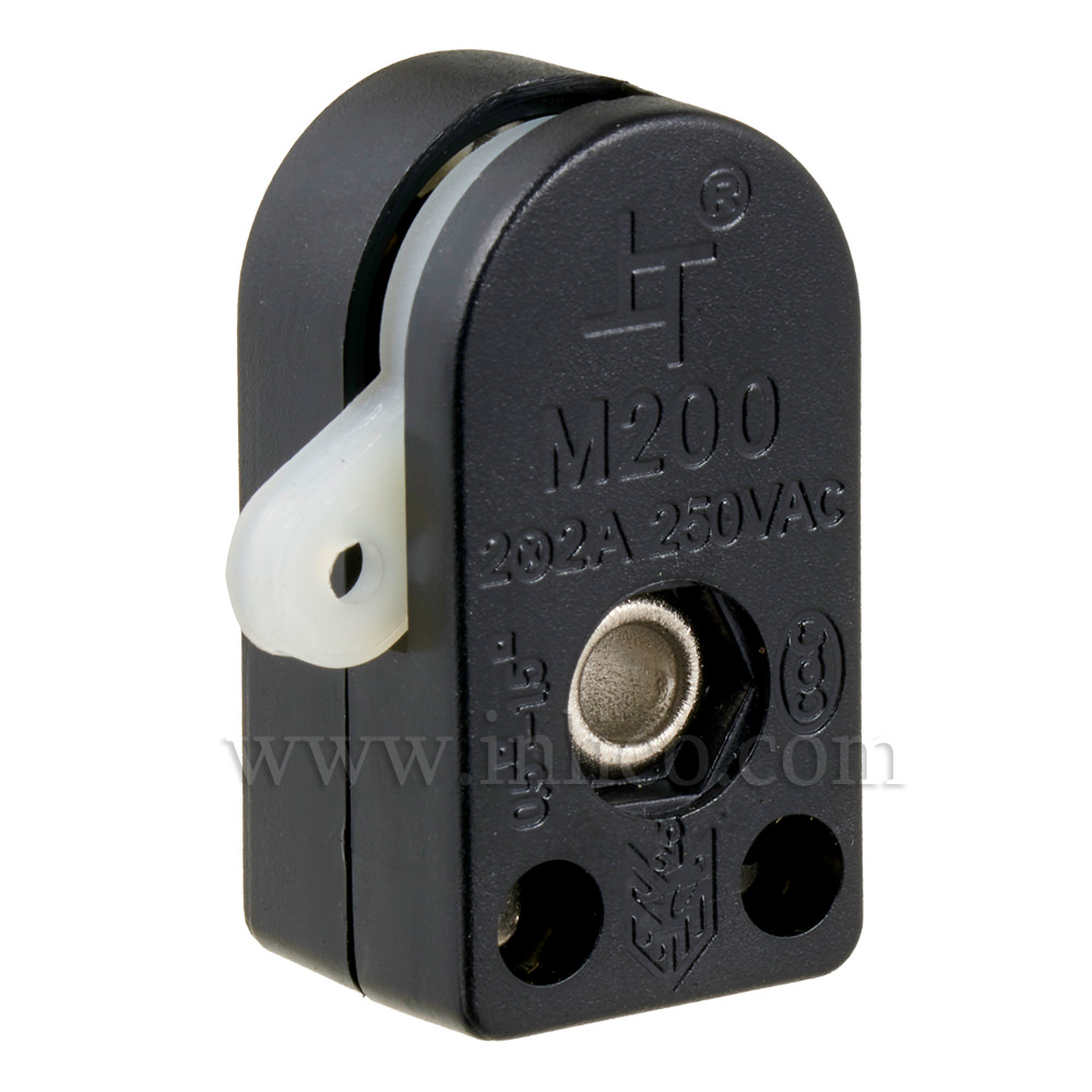 PULL SWITCH 2A SINGLE POLE WITH PULL CORD & TOGGLES TO STANDARDS EN61058-1 AND UL61058-1