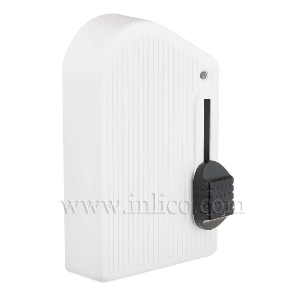 DIMMER FOOTSWITCH WHITE TO STANDARD EN61058-1:2002   FOR LED AND INCANDESCENT LIGHT SOURCES