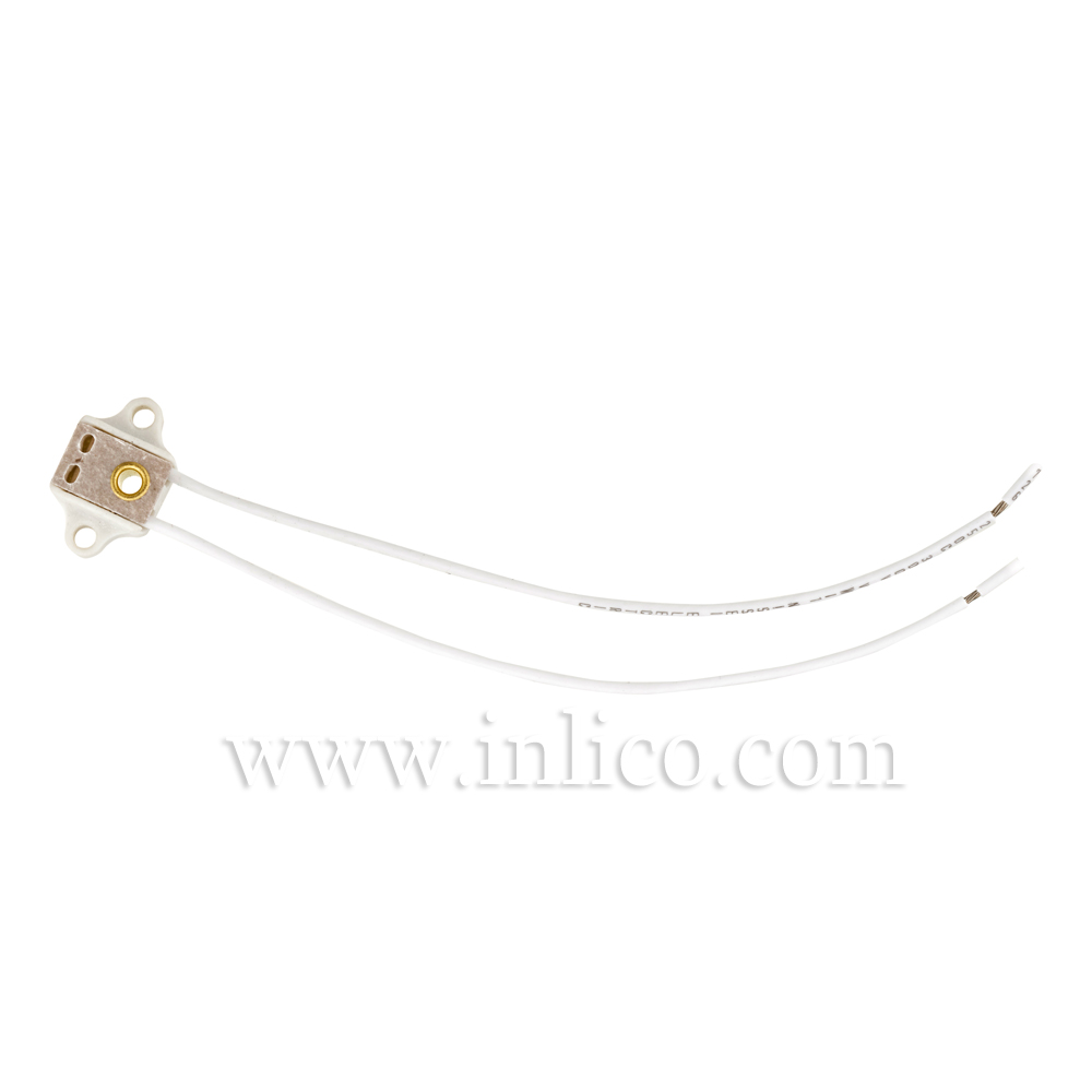 UNIVERSAL LOW VOLTAGE LAMPHOLDER WITH 150mm SILICON CABLE