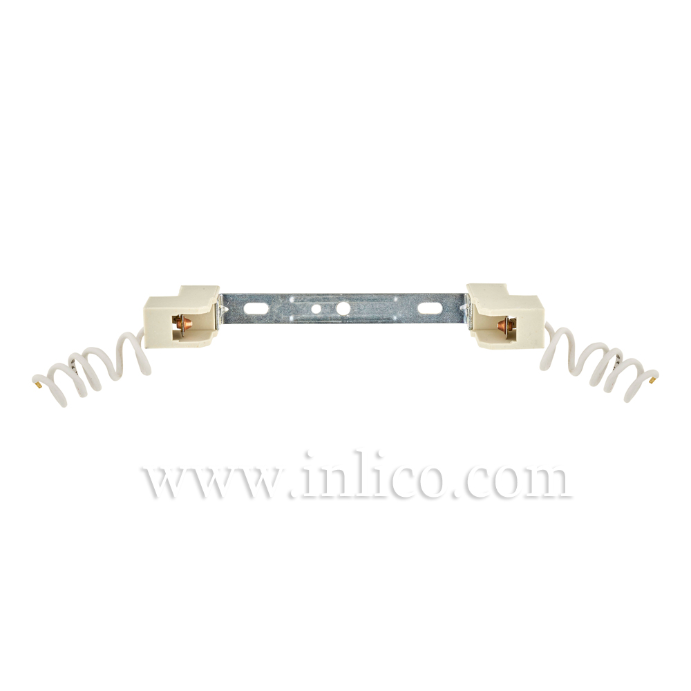 FR7S TUNGSTEN HALOGEN L/HOLDERS WITH 25CM SILICON CABLE 138MM OAL 111MM BULB LENGTH