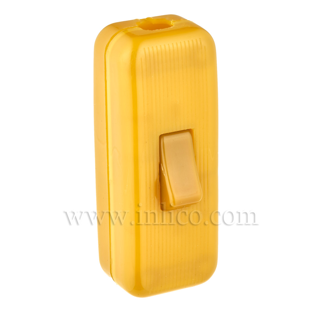 GOLD INLINE CORD SWITCH FOR 2 OR 3 CORE APPROVED TO VDE and UL  STANDARDS EN60158-1:2008 AND EN61058-2-1:2002 UL File No E85942