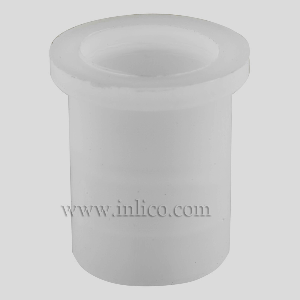 13mm HEAT RESISTING GROMMET CLEAR (NYLON 66)