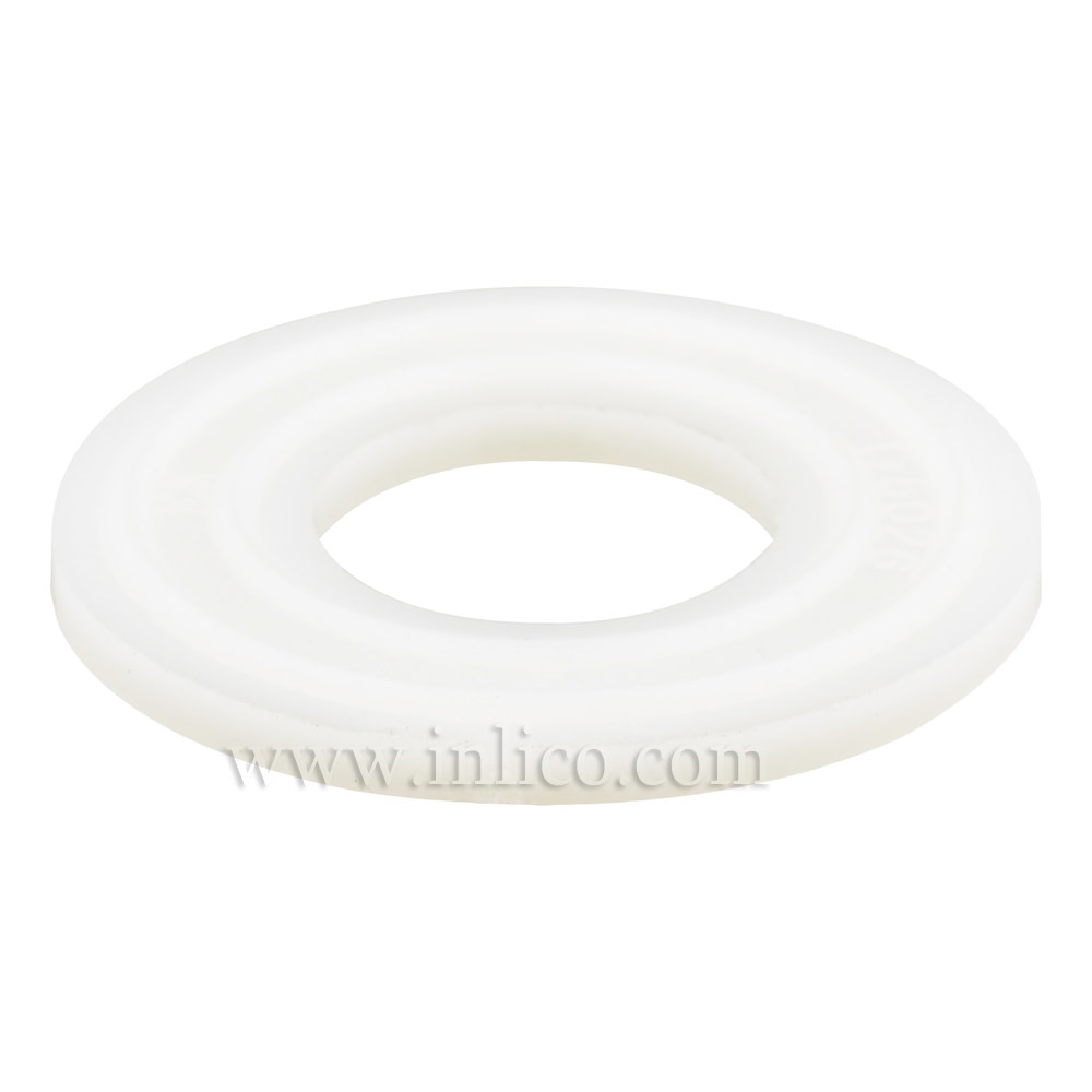 10MM PLASTIC WASHER-10.5MM ID 40MM OD 1.5MM THICK