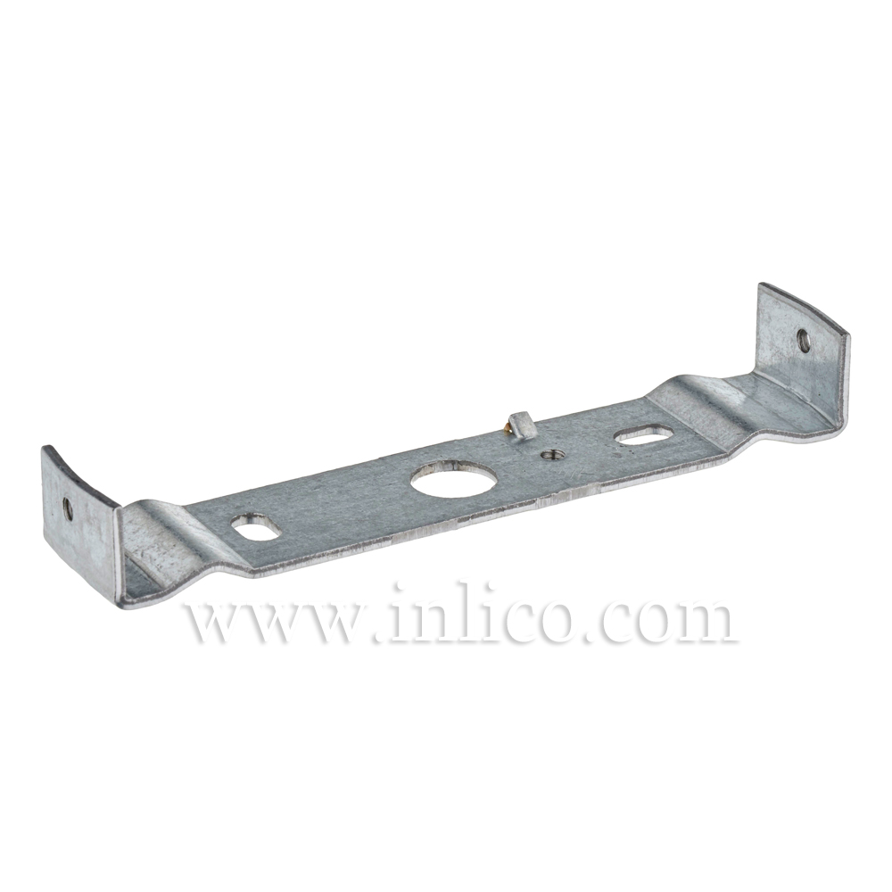 BRACKET FOR CEILING CUP 6.1005 GALVANIZED STEEL WITH M3 SIDE HOLES