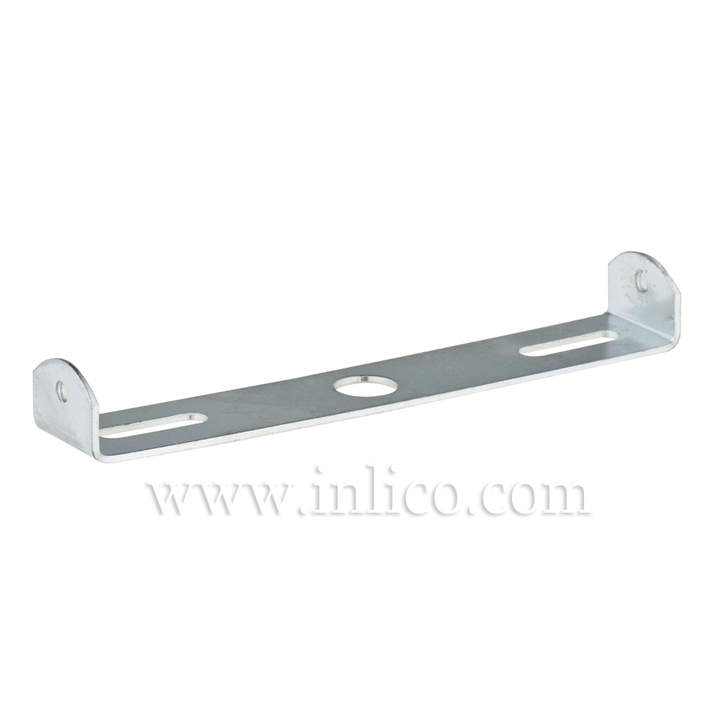 BRACKET FOR 120mm CEILING CUP 6.1009/120MM GALVANIZED STEEL WITH M4 SIDE HOLES