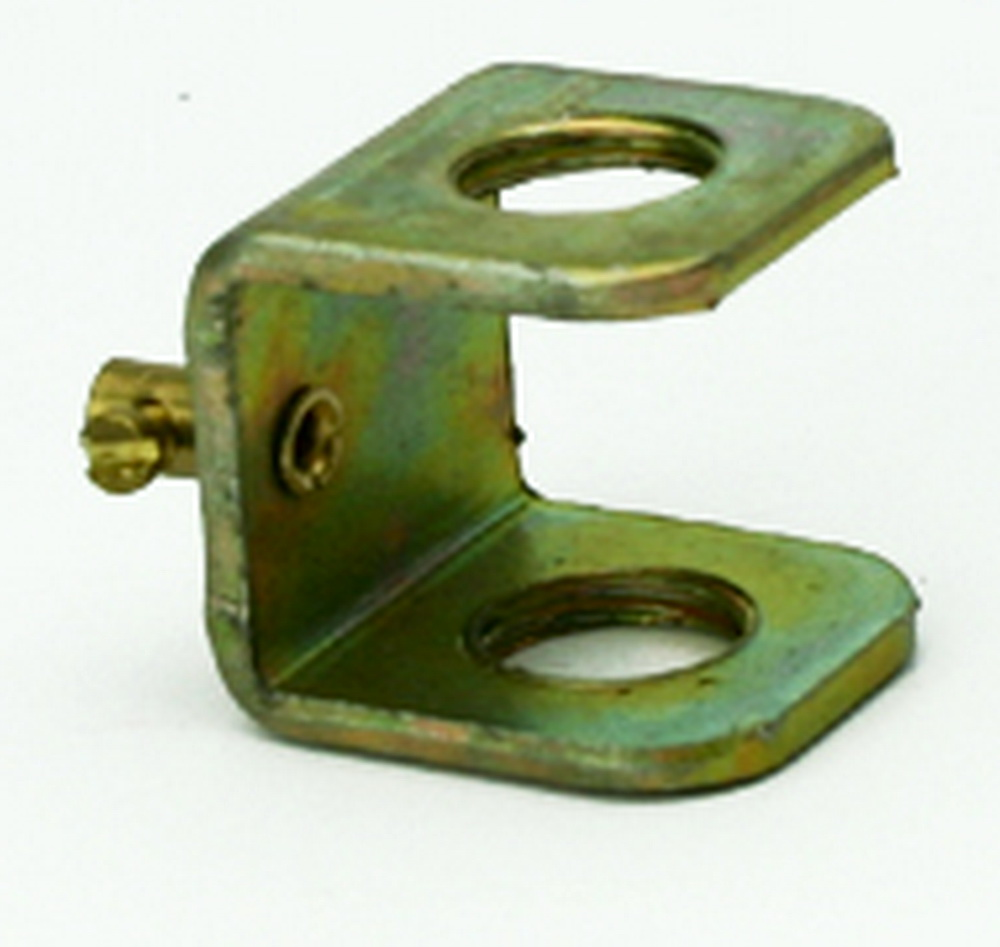 M10 x M10 STEEL HICKEY/COUPLER EARTHED DIMENSIONS 20 X 19.5