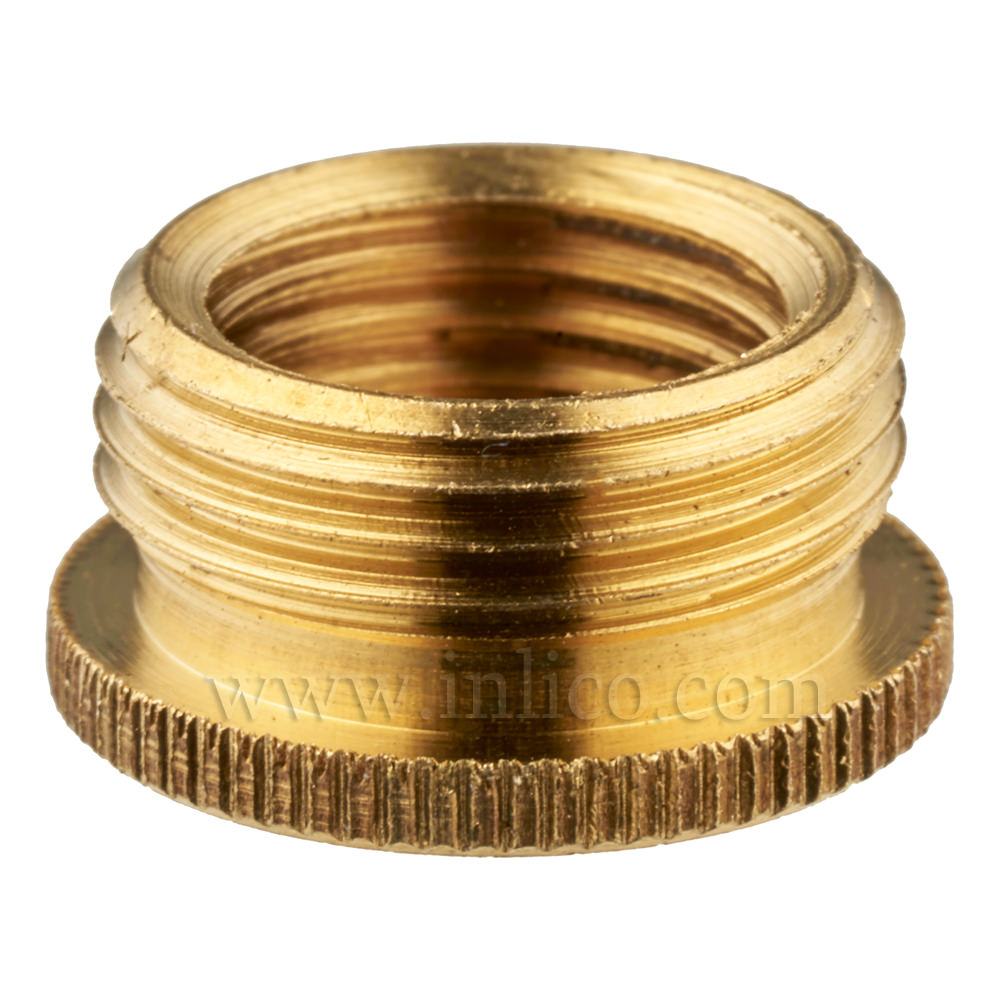 BRASS REDUCER 13MM. X 10MM.