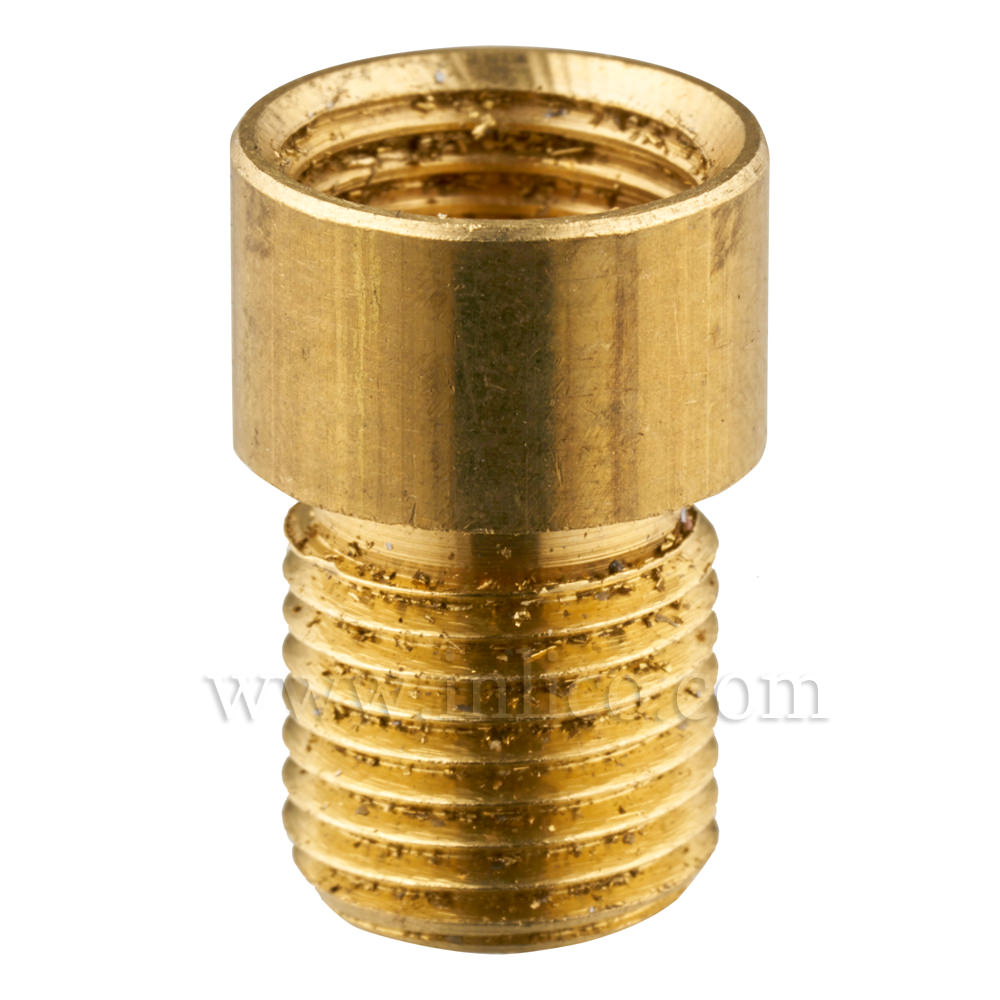 BRASS REDUCER/ADAPTOR M10 X M10