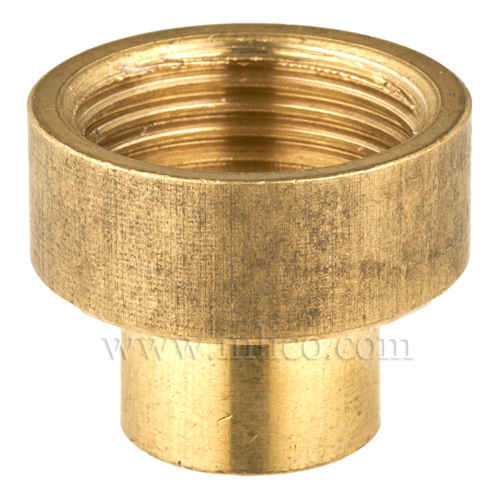 BRASS REDUCER/ADAPTOR M10 X 20MM CONDUIT