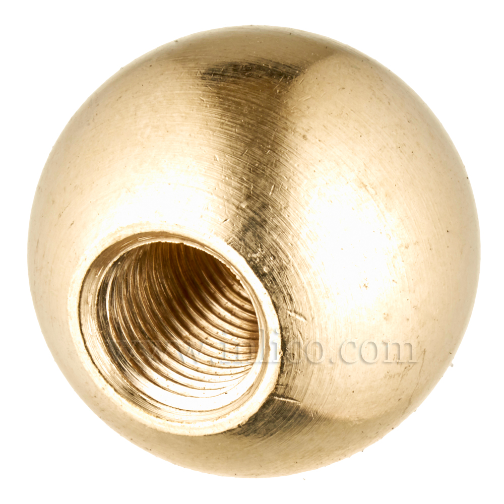 10MM BRASS ARM BALL 25MM BLIND (1542)
