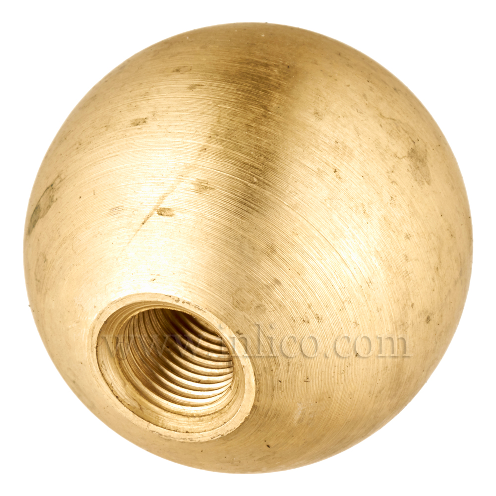10MM BRASS ARM BALL 35MM BLIND (1544)