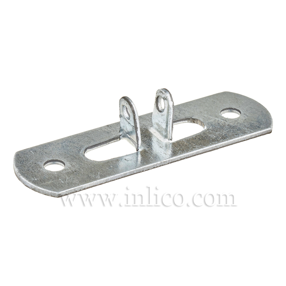 ANTI-TWIST PLATE WITH COTTER PIN