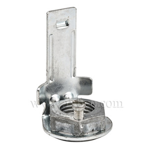 SNAP IN BRACKET FOR 709/R SERIES LAMPHOLDER (OAL 70MM FITTED TO LAMPHOLDER) (RELCO)