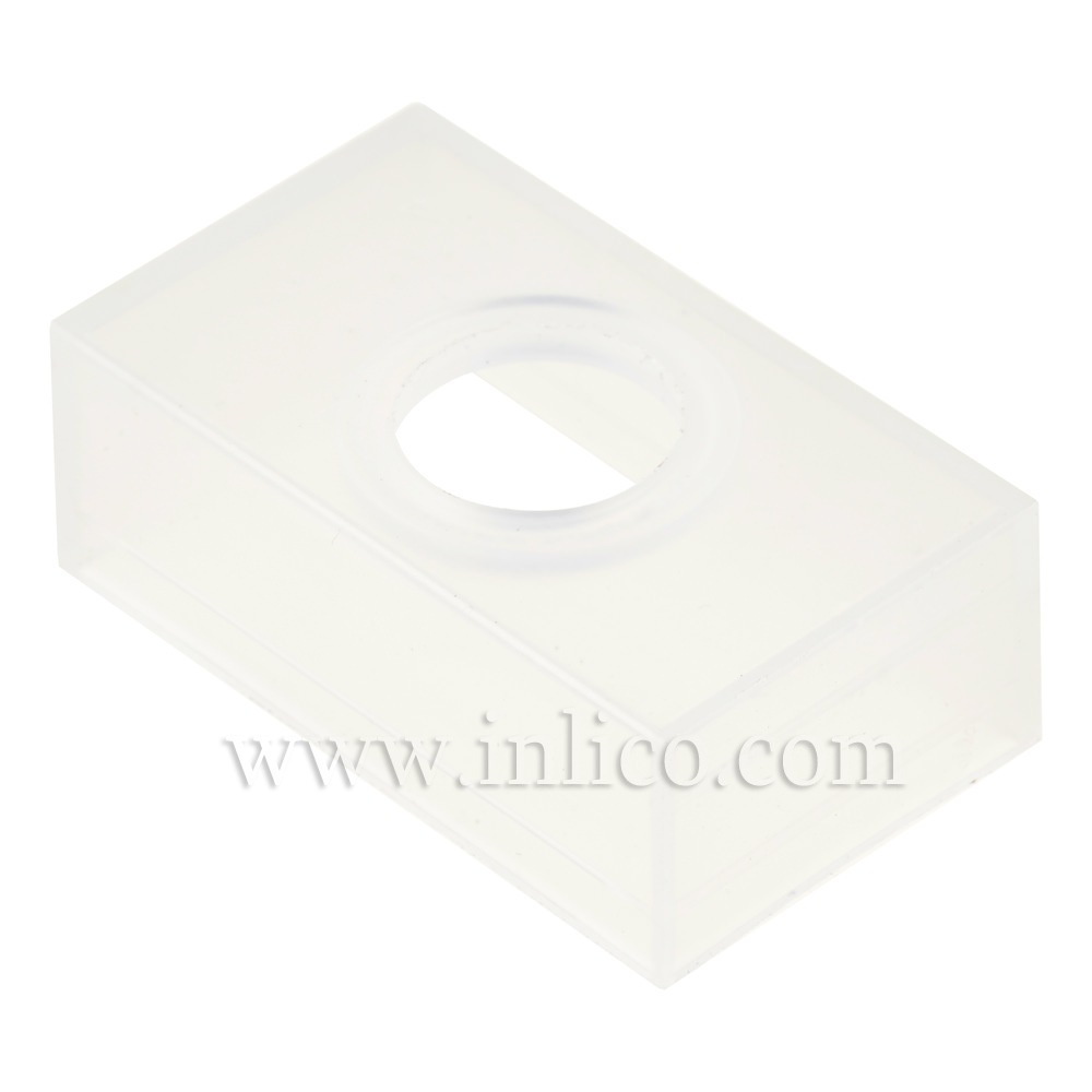 INSULATION COVER FOR 63A PUSH SWITCH
